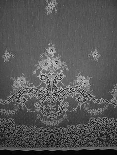 Claire | Our Lace Curtains | Highland Lace Company