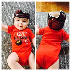 I'm told I am a #Blackhawks fan! #StanleyCup