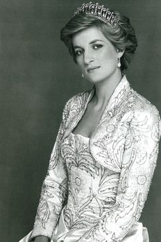 Vogue Archive Catherine Walker My favorite Diana, Princess of Wales, Designer