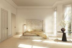 Home Interior Cuadros Home Interior Design, Interior Architecture, Bed Design, House Design, Dream Decor, Danish Design, Cheap Home Decor, Home Remodeling, Bedroom Decor