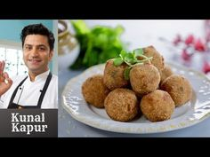 In love with then surely you would love Biryani You can make a quick veg snack using the leftover biryani in no time. North Indian Recipes, Indian Food Recipes, Ethnic Recipes, Curry Recipes, Snack Recipes, Snacks, Kunal Kapoor, Veg Biryani, Leftover Rice
