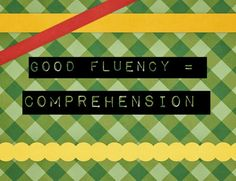 Tim Raskinski's 3 simple suggestions for increasing reading fluency.