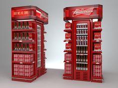 Budweiser by Eduardo Vicentini, via Behance