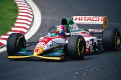Pedro Lamy Lotus - Ford 1993