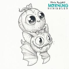 Chris Ryniak Morning Scribbles