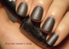 What an interesting texture :o Matte, but with some sparkle
