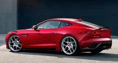 jaguar f type coupe rs render 600x325 at Rendering: Jaguar F Type Coupe RS