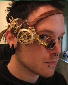 Nice eyepiece.