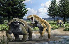 1-permian-animals-artwork-mauricio-anton