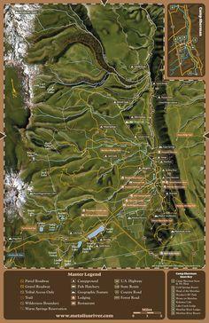 Metolius River & Camp Sherman, Oregon