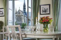 Monthly House Tour: Designer Audrey Brandt's Parisian Vacation Home   HGTV Design Blog – Design Happens