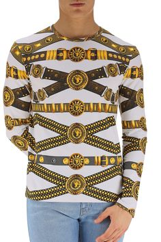 8d96f1a14 Men's Versace Clothing and Jackets, Pants and T-Shirts. Versace Jeans are  available in a wide selection.