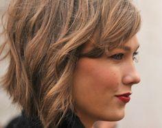 Karlie Kloss Short Haircut | EZ Beauty: The Karlie, a Haircut for Short, Wavy Hair