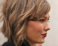Karlie Kloss Short Haircut | EZ Beauty: The Karlie, a Haircut for Short, Wavy Hair