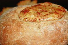 Pão Recheado Com Queijos Derretidos | Entrada Aperitivo Snack | Appetizer #Nhammm