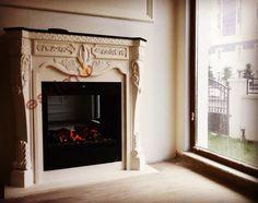Çorlu - Montaj #şömine #dekorasyon #fireplace #home #room #luxury #decoration #homestyling #homefashion #şık #ev #mekan #beyaz #sade #house #style #evimiseviyorum #evimgüzelevim