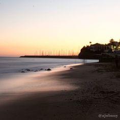 Ultimes hores de sol a la Platja del Garraf. Filtre ND8  #Triggertrap  Planeta Insólito #aniv3rsaridc #globuskontiki