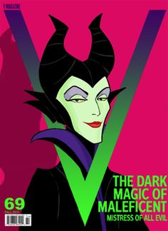 Maleficent slaying your faves on V Magazine. Evil Disney, Disney Maleficent, Disney Villains, Disney Characters, Fictional Characters, Sleeping Beauty 1959, Sleeping Beauty Maleficent, Disney Sleeping Beauty, Malificent