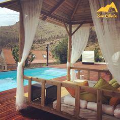 Outdoor Furniture, Outdoor Decor, Exterior, Bed, Home Decor, Gardens, Homemade Home Decor, Stream Bed, Interior Design