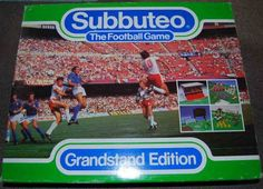 Subbuteo Retro Toys, Vintage Toys, Table Football, Association Football, 80s Kids, Top Toys, Sports Games, Best Games, Attic