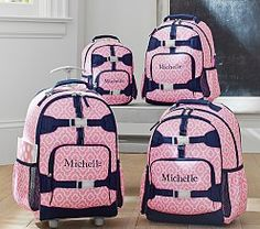 Kids' Backpacks, Personalized Backpacks & Book Bags | Pottery Barn Kids