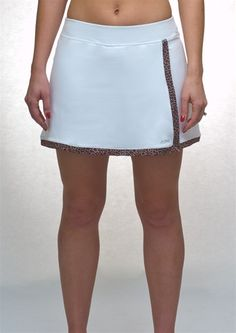 fun skort for running, tennis, fitness, and or golf