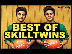 ▶ BEST OF SKILLTWINS! ★ Amazing Twins Football/Freestyle Skills - YouTube
