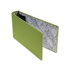 Oxford Green Canvas Legal 3-Ring Binder For 8-1/2 X 14 Sheets, 2 Capacity (S2557-2) Lesson Planner Binder...