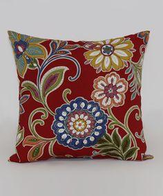 Another great find on #zulily! Alinea Pompeii Indoor/Outdoor Throw Pillow #zulilyfinds