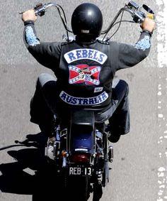 Rebels motorcylce gang