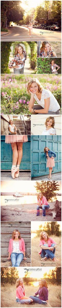 Girlie Girl - Senior Photography by debbie.rose.37