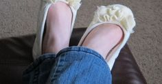 Copyright-All Rights Reserved Click here for the Hem Jeans video tutorial We short people find it hard to buy jeans that f...