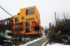 Pomaranč Residence, Architects: AOCR s.r.o.  Location: Bratislava, Slovak Republic