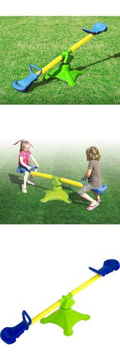 Howdy Doody 20911: Flexible Flyer Teeter Twirl Indoorandoutdoor Kids Fun Foam-Covered Center -> BUY IT NOW ONLY: $59.2 on eBay!
