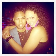 The oh so talented singers Miguel & Elle Varner! I <3 their music!