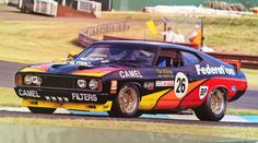 Graham stevenson Fed Car Sandown 11-14