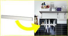 Découvrez ICI Pourquoi Vous Devez ABSOLUMENT Installer Une Barre Magnétique Sur Votre Crédence ! 5 Raisons d'Opter Pour Le Rail Magnétique Dans La Cuisine !