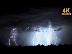 4 hours of rain and thunder, real storm sound for good sleep Rain And Thunder Sounds, Storm Sounds, Sound Of Thunder, Thunder And Lightning, Rain Sounds, Lightning Storms, Nature Photography Tips, Ocean Photography, Portrait Photography