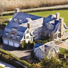 Jennifer Lopez's new house in the Hamptons! Holy Cow!!