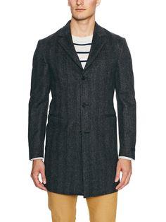 Tweed Top Coat