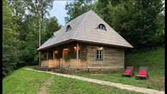 Casa lu' Ion, in Maramures Chalet Design, Home Fashion, Traditional House, Gazebo, Shed, Outdoor Structures, House Styles, Buildings, Home Decor