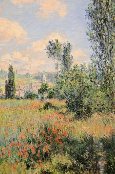 Monet exhibition, Vienna The sensational Claude Monet is still until January in at the Albertina to see. A MUST SEE for everyone Claude Monet, Monet Exhibition, Exhibition Film, Monet Paintings, Impressionist Paintings, Abstract Paintings, Painting Art, Landscape Paintings, Wow Art