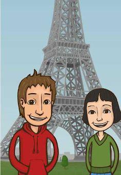 """FLE en ESO: Jeu pédagogique """"France Aventures"""""""