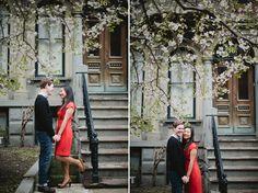 Joyce and Jesse: Engaged in Boston