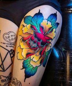 Black and gray tattoos geisha tattoo design traditional, geisha tattoo cherry blossom, geisha tattoo for men half sleeves, geisha tattoo chest, sailor jerry geisha Irezumi Tattoos, Forearm Tattoos, Body Art Tattoos, Tattoo Thigh, Girl Tattoos, Tatoos, Arabic Tattoos, Tattoos Bein, Tattoos For Guys