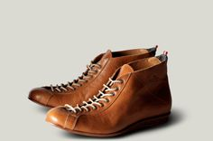 Men's Low Boot / Heritage by Hard Graft