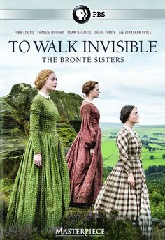 Walking Invisible: The Bronte Sisters [DVD] Movie To Watch List, Tv Series To Watch, Good Movies To Watch, Best Period Dramas, Period Drama Movies, Robin, Bronte Sisters, Masterpiece Theater, Bon Film