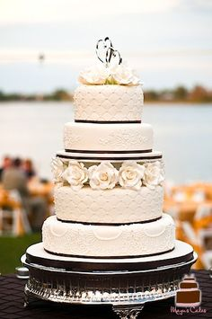 Ideal Wedding Cake - Best Wedding Cakes