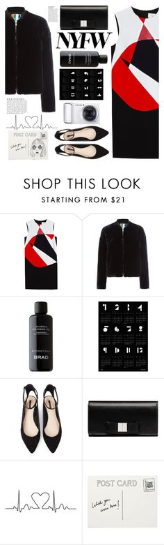 """""""No 305:Pack for NYFW!"""" by lovepastel ❤ liked on Polyvore featuring Victoria, Victoria Beckham, MSGM, BRAD Biophotonic Skin Care, Anja, SNUG, Forever 21, Balenciaga, Samsung, Club Monaco and women's clothing"""