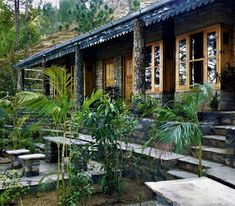 AYUSH COTTAGES BY OPENSKY - Prices & Hotel Reviews (Almora, India) - Tripadvisor Small Hotels, Small Gardens, Home And Away, Great View, Hotel Reviews, Historical Sites, Cottages, Trip Advisor, Pergola